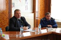 1 октября 2018 года состоялось расширенное аппаратное совещание при главе Агаповского муниципального района
