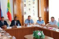 2 июля 2018 года состоялось районное совещание при главе Агаповского муниципального района