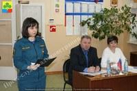 20 января 2020 г. состоялись сходы граждан в Приморском и Желтинском сельских поселениях.