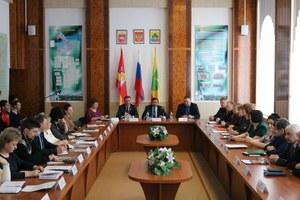 5 марта 2018 года при главе Агаповского муниципального района в администрации Агаповского муниципального района прошло расширенное аппаратное совещание с руководителями
