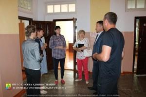 9 августа 2018 года в Агаповском муниципальном районе стартовала проверка готовности образовательных учреждений к новому учебному году