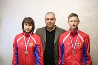 Агаповская спортсменка вошла в состав сборной России