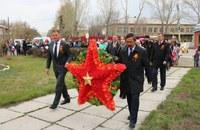 Агаповский район отметил День Победы