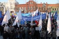 Активисты ОНФ в Челябинской области приняли участие в серии патриотических мероприятий