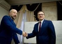 Алексей Текслер: «Наши жители не равнодушны, они хотят перемен»