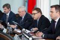 Алексей Текслер раскритиковал ситуацию с лесными пожарами в Челябинской области