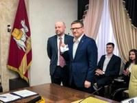 Алексей Текслер стал первым зарегистрированным кандидатом в губернаторы