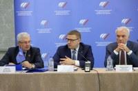 Алексей Текслер встретился с промышленниками Южного Урала