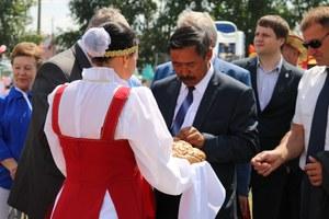 Агапчане умеют не только работать, но и отдыхать! Празднование 82-ой годовщины Агаповского района состоялось.
