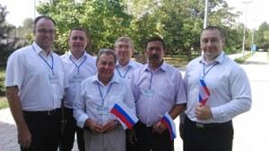 Глава Агаповского муниципального района Байдавлет Тайбергенов принял участие в XVII Российском муниципальном Форуме в Анапе.