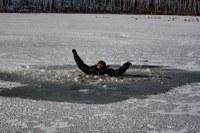 Осторожно!!! Тонкий лёд!