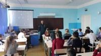 Сотрудники МЧС провели открытые уроки в школах Агаповского района