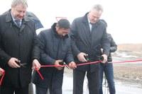 В Приморском и Черниговском сельских поселениях прошло торжественное открытие дорог