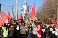 Великой Октябрьской революции - 100 лет!