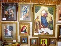 Выставка картин в Агаповском Районном доме культуры