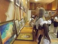 Выставка творческих работ жителей Агаповки