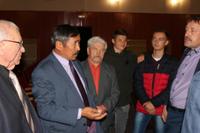 Глава Агаповского района провёл встречу с активом