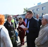 Губернатор Челябинской области Алексей Текслер дал старт большой инспекционной поездке по муниципальным образованиям региона.