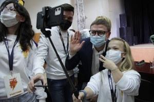Губернатор Челябинской области Алексей Текслер оценил проекты участников форума молодежи «Территория смыслов Южного Урала»
