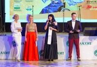 Ирина Текслер наградила победительниц конкурса красоты «Рожденная побеждать!».