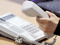 Консультирование граждан по телефону «горячей линии»
