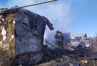 Обстановка с пожарами в Агаповком районе