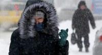 Прогноз погоды: 22 января ожидается сильный снег и ветер