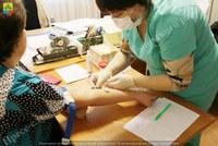 Сотрудники администрации прошли тестирование на ВИЧ-инфекцию.