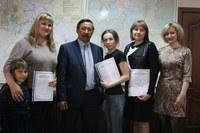 В администрации Агаповского муниципального района прошли вручения сертификатов на приобретение благоустроенного жилья различным категориям граждан