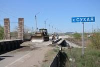 В Агаповке отремонтируют мост