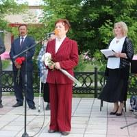 В Агаповке почтили память погибших в ВОв