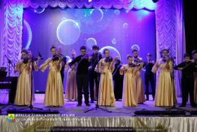 В Агаповке состоялся концерт ансамбля скрипачей