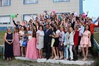 В Агаповке состоялся районный Бал выпускников «Золотые россыпи Агаповки»