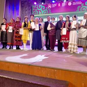 В Агаповском районе читали на тюркском