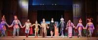 В Магнитогорском драматическом театре имени А.С. Пушкина прошла Губернаторская Рождественская елка