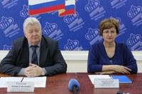 В ОПФР по Челябинской области прошла пресс-конференция