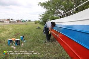 В Первомайском поселении ремонтируют объекты социальной сферы