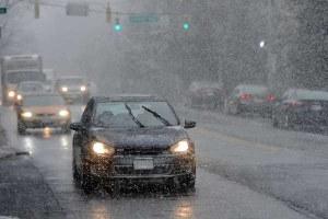 ‼Внимание! Сохраняется ухудшение погодных условий! Будьте внимательны на дорогах!