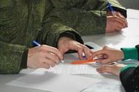Военные комиссариаты заключают контракты о пребывании в резерве