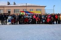 Впервые в Агаповском районе прошёл турнир по хоккею с шайбой на Кубок Магнитогорской Епархии