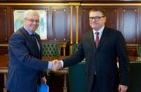 Врио губернатора Челябинской области провел первую рабочую встречу в новом статусе